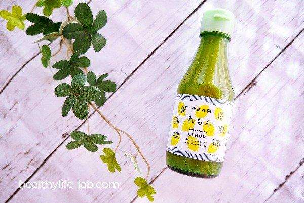 愛媛 無茶々園のレモン果汁